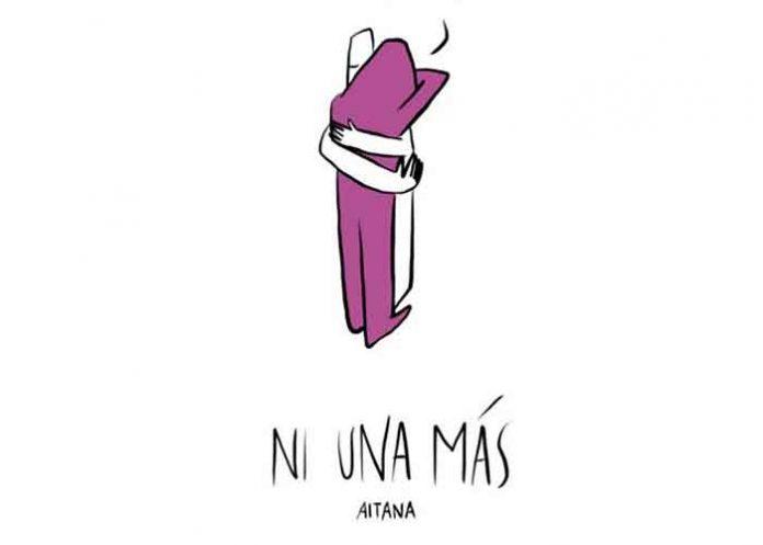 musica, video, aitana, ni una mas, feminismo, youtube,