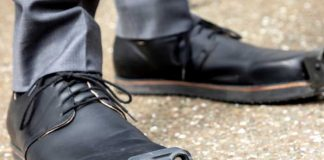 tecnologia, zapatos, obstaculos, ciegos,
