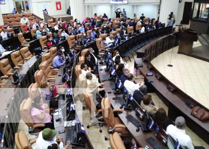 nicaragua, magistrados, eleccion, asamblea, electoral,