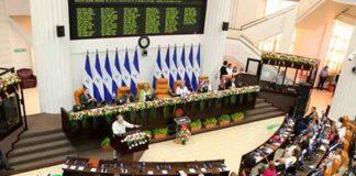 nicaragua, asamblea nacional, reforma electoral, eleccion de magistrados, politica,
