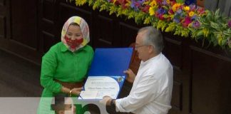 nicaragua, trabajadores, asamblea, reconocimiento,