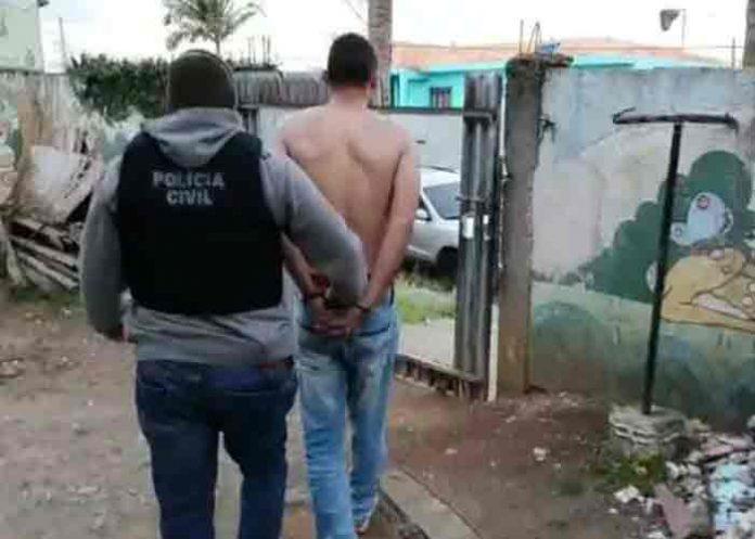 brasil, captura, sospechoso, asesino,