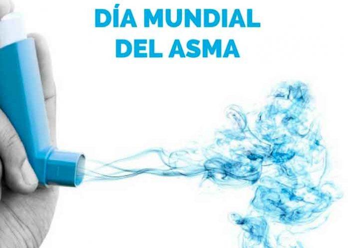 asma, enfermedad, dia mundial, salud,