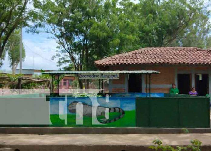 nicaragua, nandaime, zoocriadero,
