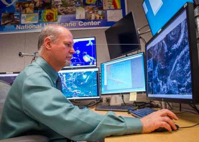 las bermudas, sistema de baja presion, meteorologia,