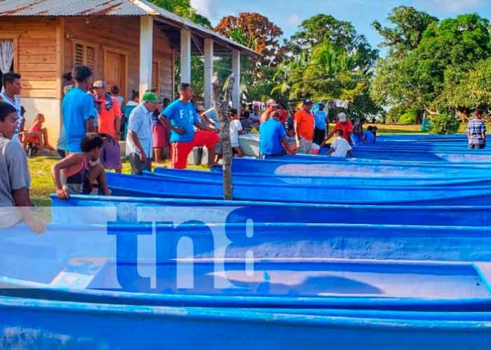 nicaragua, familias, pesca