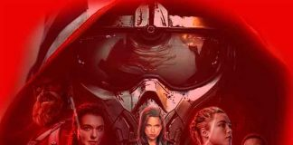 cine, taskmaster, black widow, poster, marvel, pelicula,