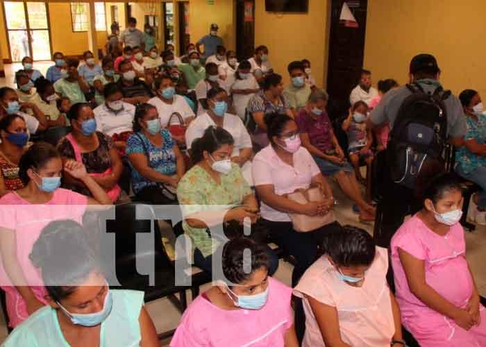 nicaragua, bluefields, minsa, jornada de vacunación, influenza,