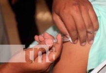 nicaragua, bluefields, minsa, jornada de vacunación ,