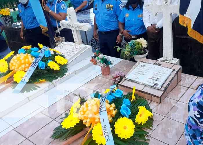 nicaragua, Bluefields, policías asesinados,  familia,