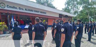 nicaragua, bomberos, capacitacion, estacion de bomberos,