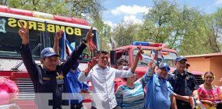 nicaragua, tisma, masaya, bomberos,