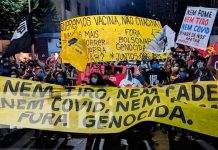 Brasil, protestas, políticas gubernamentales, racismo,