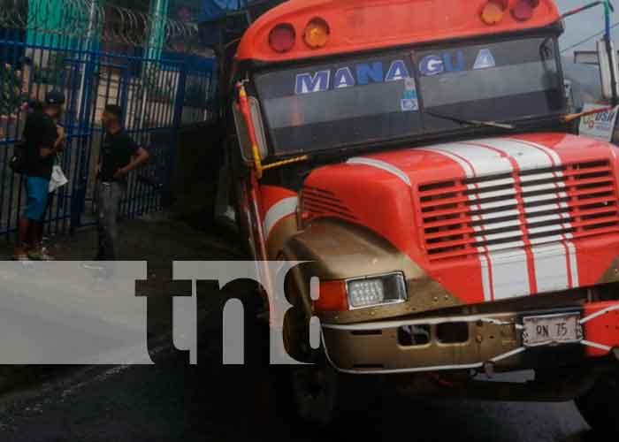 nicaragua, Boaco, pasajeros, bus, susto,