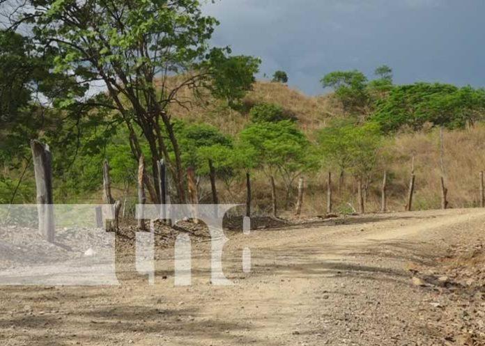 nicaragua, caminos, esteli, reparacion, san juan de limay,