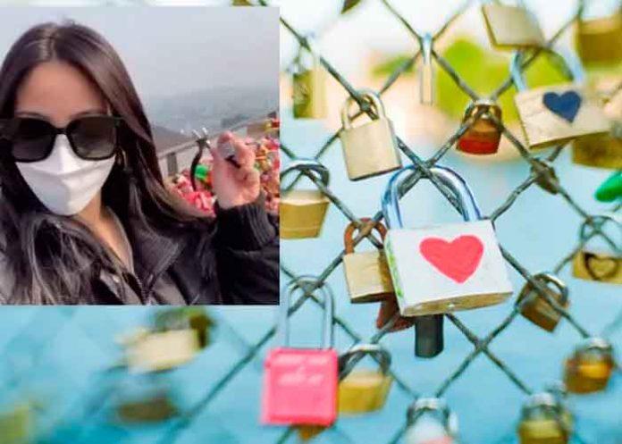 seul, estados unidos, video, pacto de amor, candando, videoo, tiktok, kassie yeung,