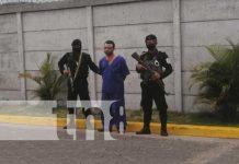 nicaragua, boaco, policia, captura, homicida,