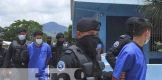 nicaragua, captura, delitos, madriz, drogas, violacion,