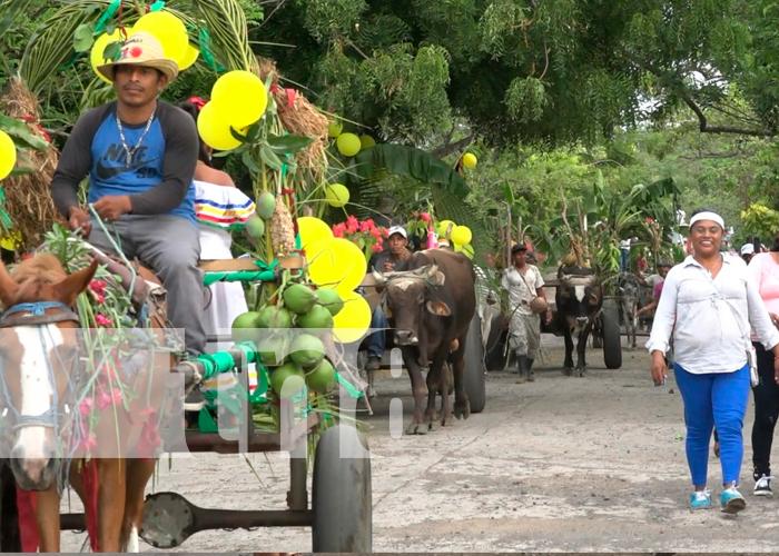 carnaval, isla de ometepe, turismo, nicaragua,