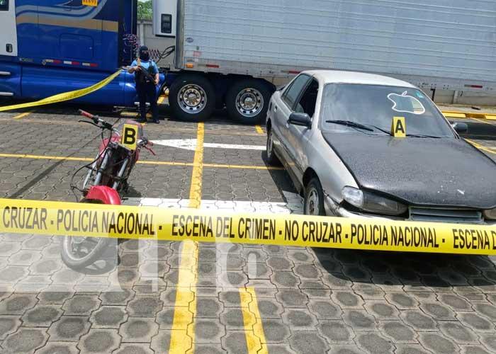 nicaragua, homicidio, policia, managua, resolucion,