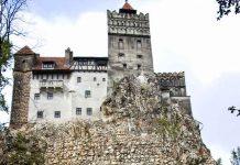 rumania, castillo, dracula,