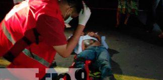 chontales, sucesos, accidente de transito, nicaragua,