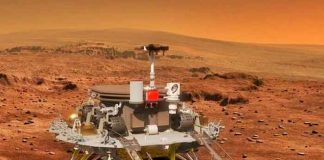 ciencia, rover, marte, china,