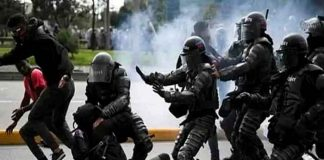 Cuba, rechazo, uso de violencia , Colombia, manifestantes, i