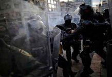Colombia, Yumbo, desaparición de mujer, policía,