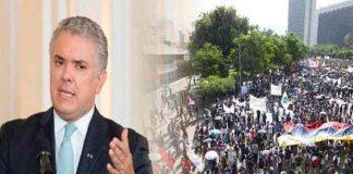 colombia, comite de paro nacional, acuerdo, ivan duque,