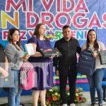nicaragua, concurso, prevencion, drogas, digital,
