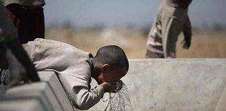 unicef, agua potable, niños,