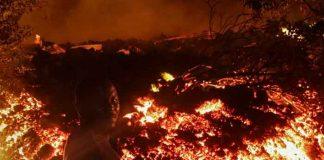 República Democrática del Congo, erupción volcánica, muertos, naturaleza,