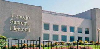 nicaragua, pc, consejo supremo electoral, elecciones 2021, prd, personalidad juridica,