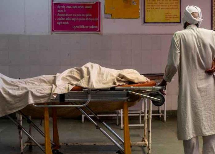 coronavirus, india, violacion, muerte,