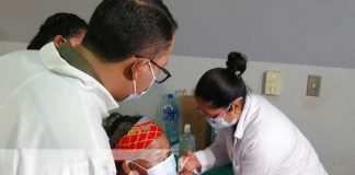 nicaragua, vacunacion, managua, covid 19, salud,