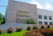 nicaragua, electoral, reglamento, etica,