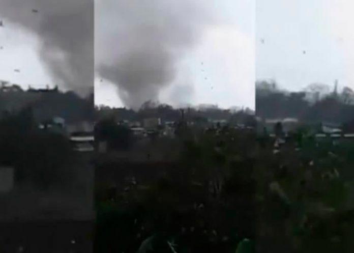 cuba, tornado. desastres naturales,