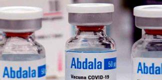Cuba, intervención sanitaria, abdala, vacuna, covid-19,