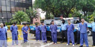 nicaragua, delincuencia, captura, managua, policia,