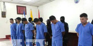 nicaragua, delincuencia, chontales, captura, policia,