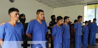 nicaragua, chontales, policia, delito,