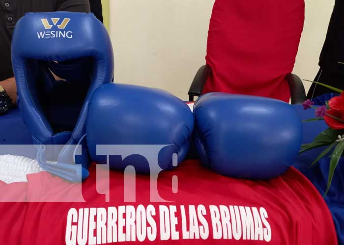 nicaragua, deporte, jinotega, boxeo, utilaje,