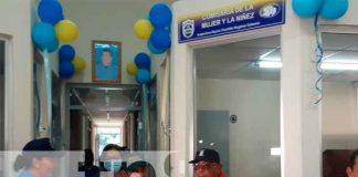 nicaragua, esteli, comisaria de la mujer, policia nacional, seguridad,