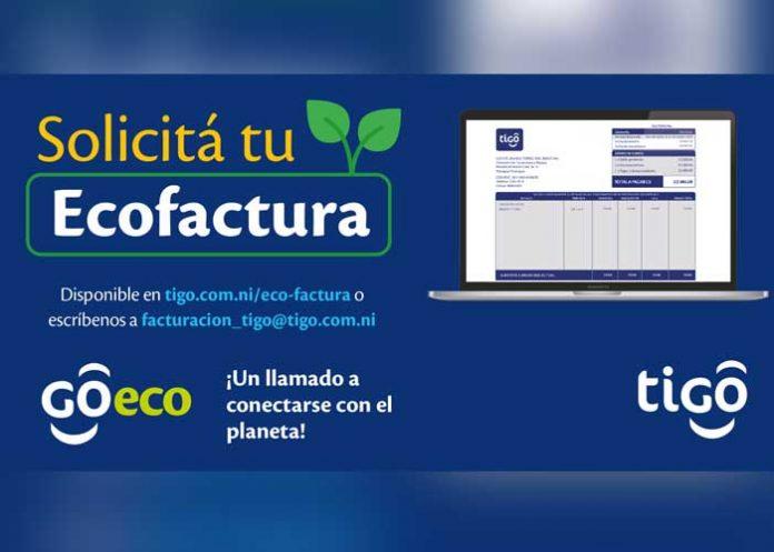nicaragua, tigo, ecofactura, medio ambiente,