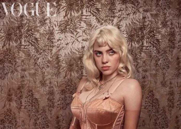 estados unidos, Billie Eilish, nuevo look, Vogue,