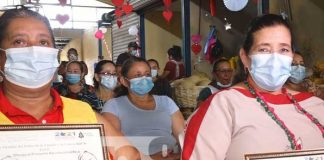 nicaragua, madres, esteli, regalos, mercado,