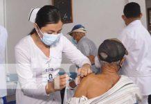 nicaragua, esteli, vacunacion, salud, covid 19,