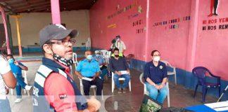 nicaragua, Estelí, plan invierno seguro 2021, Sinapred,