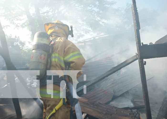 nicaragua, Estelí, ancianitos, voraz incendio,